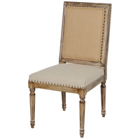 Madeleine Washed Wood Chair