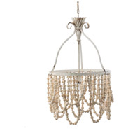 A&B Home 44516-DS Anita 1 Light 14 inch Chandelier Ceiling Light