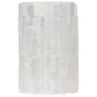 A&B Home 44597 Anita 5 inch White Lantern