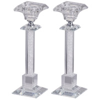 Lainey 9 X 3 inch Candle Holder, Set of 2