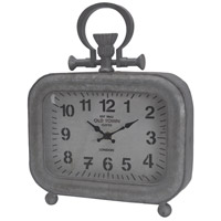 A&B Home HP42535 Old 11 X 9 inch Table Clock