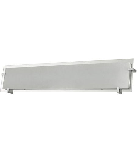 Abra Lighting 20062WV-CH Matrix LED 30 inch Chrome Vanity Light Wall Light alternative photo thumbnail
