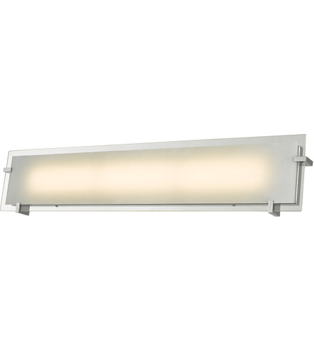 Abra Lighting 20062WV-CH Matrix LED 30 inch Chrome Vanity Wall Wall Light photo thumbnail