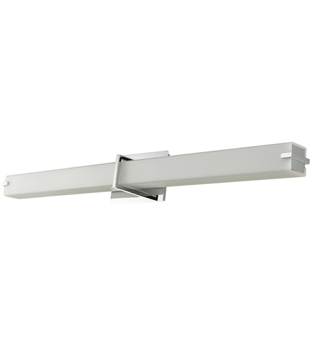 Abra Lighting 20091WV-CH Squire LED 38 inch Chrome Vanity Wall Wall Light alternative photo thumbnail