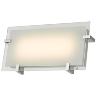 Matrix LED 12 inch Chrome Vanity Wall Wall Light
