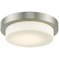 Abra Lighting 30014FM-BN Step LED 11 inch Brushed Nickel Flush Mount Ceiling Light