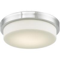Abra Lighting 30015FM-CH Step LED 13 inch Chrome Flush Mount Ceiling Light