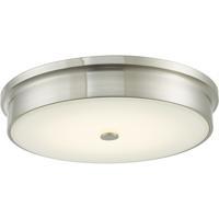 Abra Lighting 30098FM-BN Spark LED 15 inch Brushed Nickel Flush Mount Ceiling Light