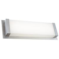 Abra Lighting 50015ODW-SL Atom LED 6 inch Silica ADA Wall Sconce Wall Light