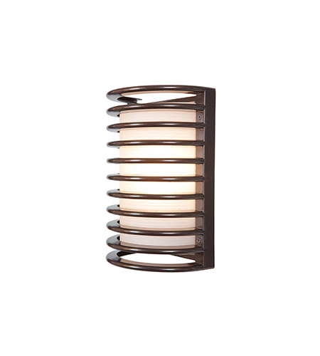 Bronze Bermuda Outdoor Wall Lights