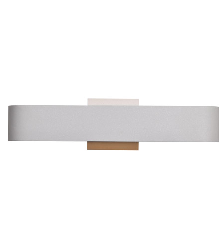 Access 20048LEDMG-SAT/FST Montreal LED 18 inch Satin ADA Wall Sconce Wall Light photo thumbnail
