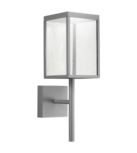 Access 20081LED-SG/SDG Reveal LED 22 inch Satin Gray Outdoor Wall Sconce photo thumbnail