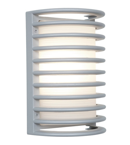 Access Lighting Poseidon 1 Light Outdoor Wall In Satin 20300mg Sat Rfr