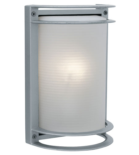 Access Lighting Poseidon 1 Light Outdoor Wall in Black 20302-BL/RFR photo