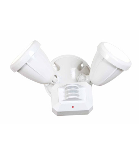 Access Lighting Ariel 2 Light Outdoor Spotlight in White 20310-WH/FST photo