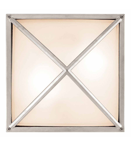Access Lighting Oden 2 Light Outdoor Wall in Satin 20331-SAT/FST photo