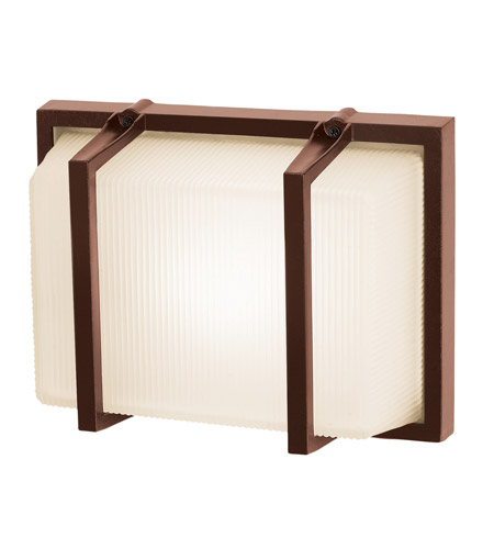 Access Lighting Neptune 1 Light Outdoor Wall in Bronze 20335-BRZ/RFR photo