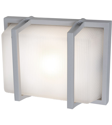 Access Lighting Neptune 1 Light Outdoor Wall in Satin 20335-SAT/RFR photo