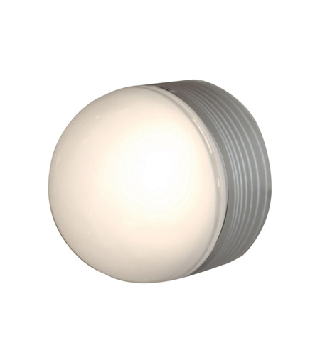 Access Lighting MicroMoon 1 Light Outdoor Wall in Satin 20337-SAT/FST photo