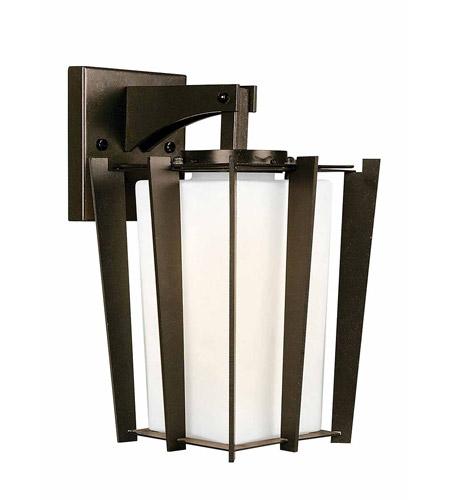 Access Lighting Nereus 1 Light Wet Location Wall Lantern in Bronze 20340-BRZ/OPL photo