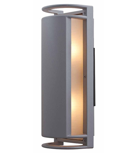 Access Lighting Poseidon 2 Light Bulkhead in Satin with Ribbed Frosted Glass C20343MGSATRFREN1218B  sc 1 st  Access Lighting Lights & Access Lighting Poseidon 2 Light Bulkhead in Satin with Ribbed ...