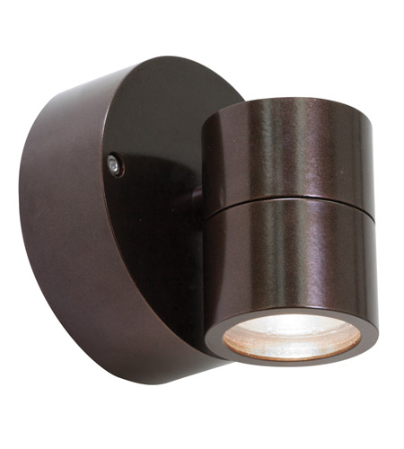 Access 20350LEDMG-BRZ/CLR KO Bronze 5.5 watt LED Spotlight photo