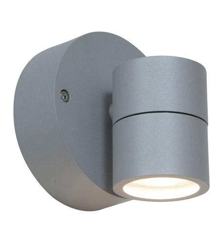 Access 20350LEDDMG-SAT/CLR KO Satin 5.5 watt LED Spotlight  photo