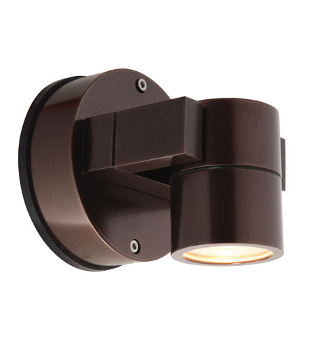 Access 20351LEDMG-BRZ/CLR KO Bronze 5.5 watt LED Spotlight photo
