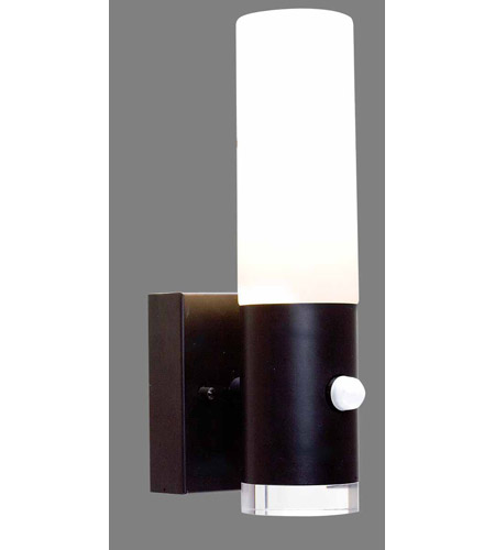 Access Lighting Challenger Bronze  / Opal Glass Sconces 20365-BRZ/OPL photo