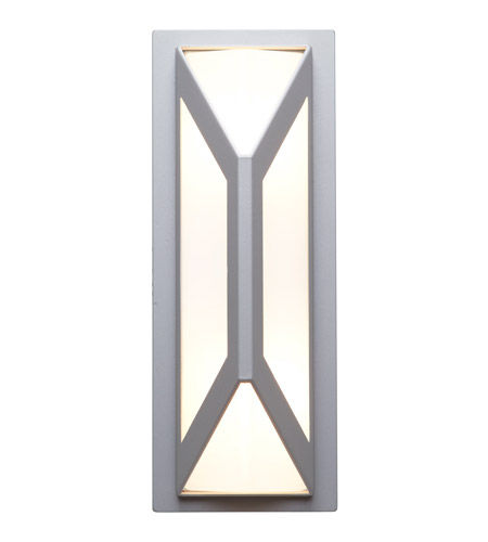 Access Lighting Nyami 2 Light Outdoor Wall in Satin 20370MG-SAT/FST photo