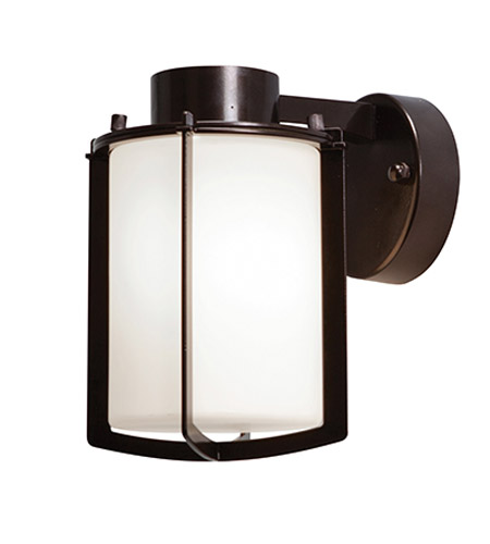 Access Lighting Totana 1 Light Outdoor Wall in Bronze 20371MG-BRZ/OPL photo
