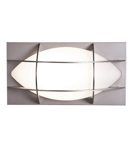 Access Lighting Tyro 1 Light Outdoor Wall in Satin 20372-SAT/OPL photo