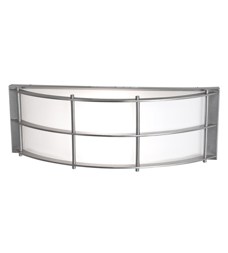 Access 20373-SAT/OPL Tyro 1 Light 5 inch Satin Outdoor Wall photo