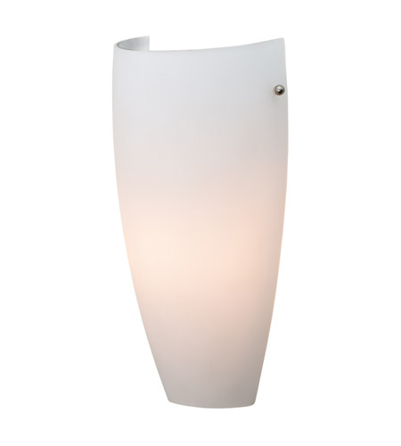 Access 20415-OPL Daphne 1 Light 6 inch ADA Sconce Wall Light in Opal, Incandescent photo