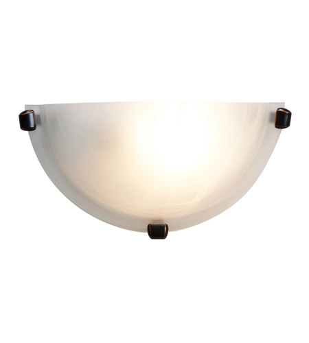 Access 20417-ORB/ALB Mona 1 Light 12 inch Oil Rubbed Bronze ADA Sconce Wall Light photo