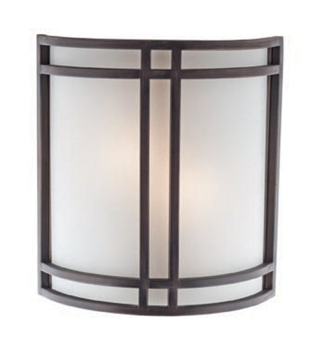 Access Lighting Artemis 2 Light Sconce in Oil Rubbed Bronze 20420-ORB/OPL photo