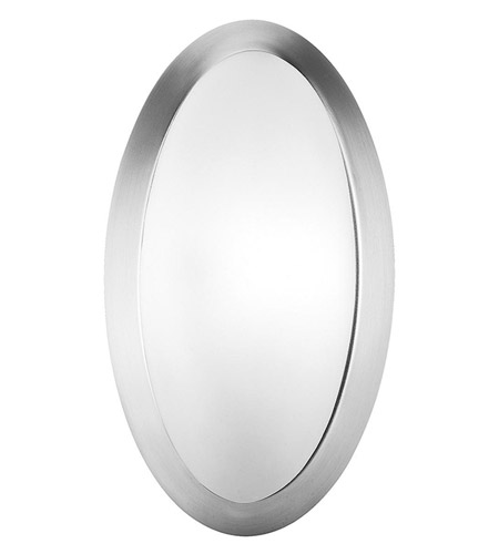 Cobalt 1 Light 6 Inch Brushed Steel Ada Wall Sconce