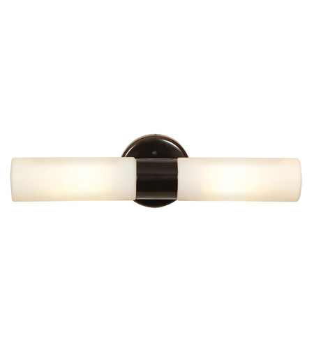 Access C20436orboplen1213b Cobalt 2 Light 5 Inch Oil Rubbed Bronze Vanity Wall