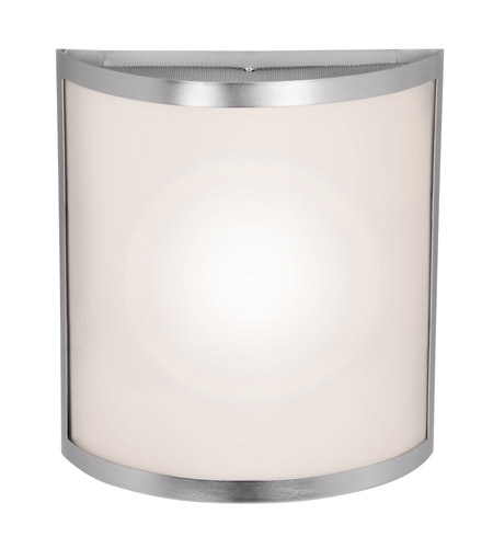 Access 20439LEDD-BS/OPL Artemis LED 10 inch Brushed Steel ADA Wall Sconce Wall Light photo