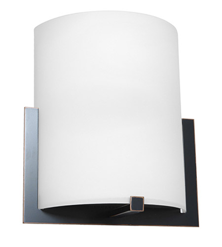 Access Lighting Cobalt 2 Light Sconce in Oil Rubbed Bronze 20445-ORB/OPL photo