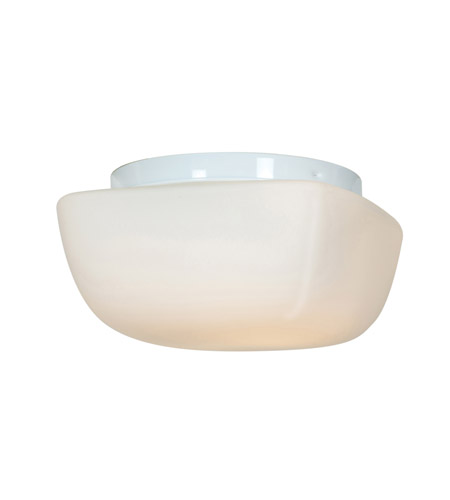 Access 20657LEDD-WH/OPL Vega LED 11 inch White Flush Mount Ceiling Light photo