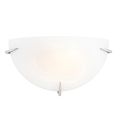 Access 20660-BS/OPL Zenon 1 Light 13 inch Brushed Steel ADA Sconce Wall Light photo