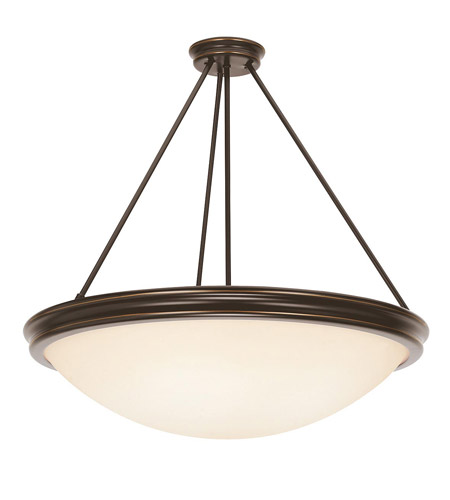 Access Lighting Atom 4 Light Pendant in Oil Rubbed Bronze 20729-ORB/OPL photo