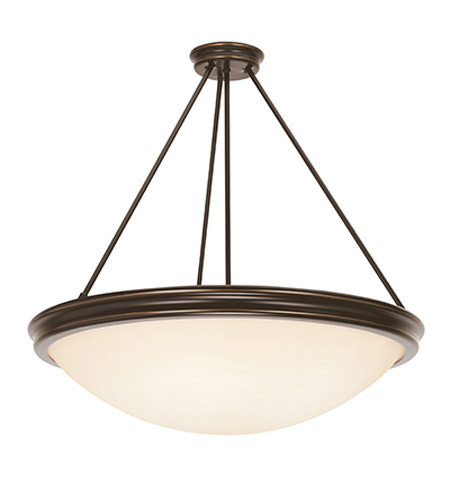 Access Lighting Atom 5 Light Pendant in Oil Rubbed Bronze 20730-ORB/OPL photo