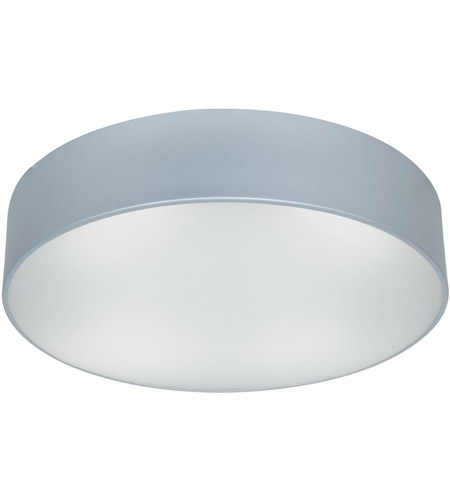 Access 20747GU-SAT/FST TomTom 3 Light 17 inch Satin Flushmount Ceiling Light photo