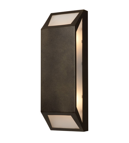 Access 20755-BRZ/FST Mission Edge 4 Light 17 inch Bronze Outdoor Wall Light photo
