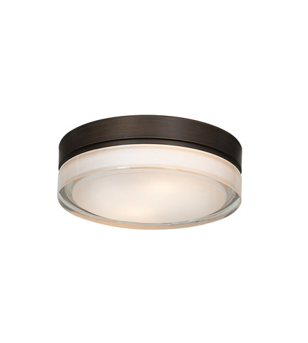Access 20775LEDD-BRZ/OPL Solid LED 9 inch Bronze Flush Mount Ceiling Light photo