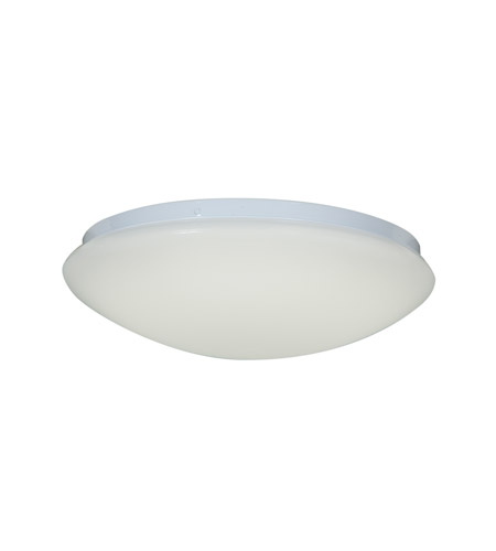 Access 20780LEDD-WH/ACR Catch LED 11 inch White Flush Mount Ceiling Light  photo