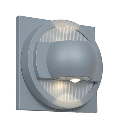 Access Lighting ZyZx 2 Light Outdoor Wall in Satin 23060LED-SAT photo