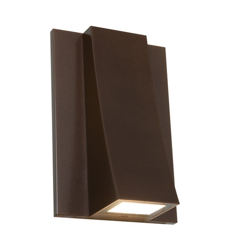Access Lighting Archer 1 Light Wet Location LED Wallwasher in Bronze with Clear Glass 23062MGLED-BRZ/CLR photo